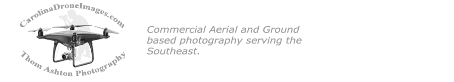 Commercial aerial and ground based photography serving the southeast